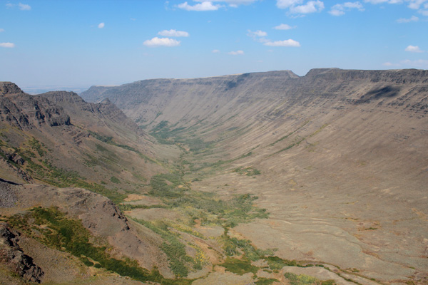 Kiger Gorge, Steens Mountain