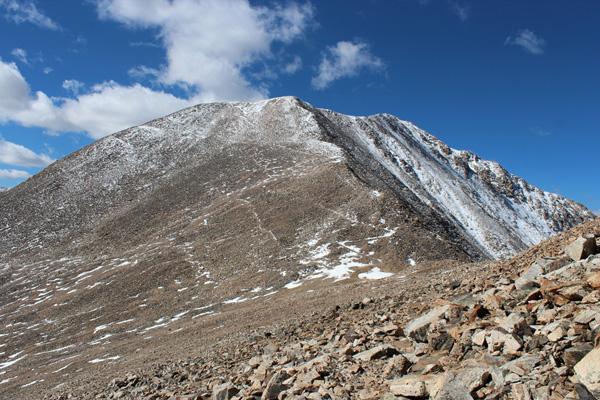 Mount Democrat, Tenmile-Mosquito Range, Colorado