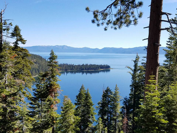 Emerald Bay, Lake Tahoe (Linda)