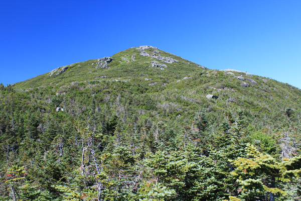 Mount Marcy from the Van Hoevenberg trail