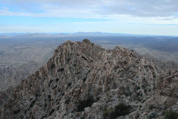 The Sierra Pinta and Pinta Benchmark from the Cabeza Benchmark summit