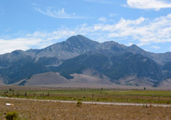 Borah Peak, Highest in Idaho
