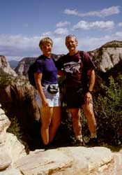 Angels Landing summit