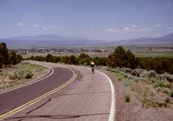 Descending towards Panguitch