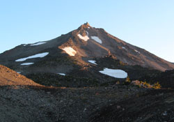 Mount Jefferson's South Ridge