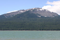 Mount Bailey from Diamond Lake