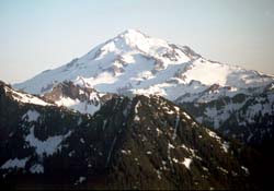Glacier Peak from Itswoot Ridge