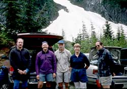 The Ptarmigan Traverse Team