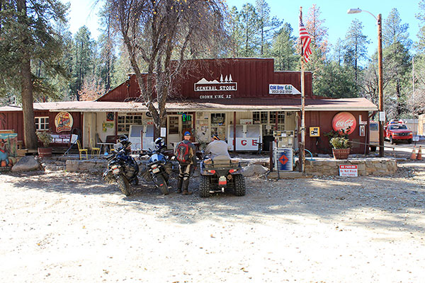The Crown King General Store