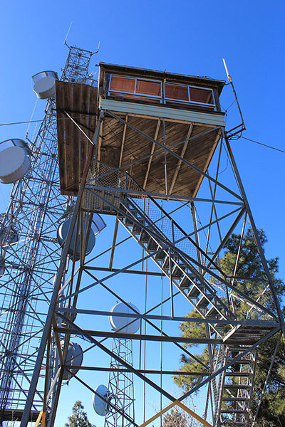 The Towers Mountain Lookout