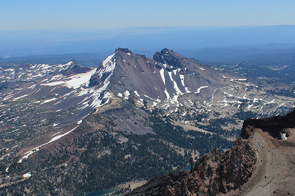 Broken Top from the summit of South Sister (2020-07-14)